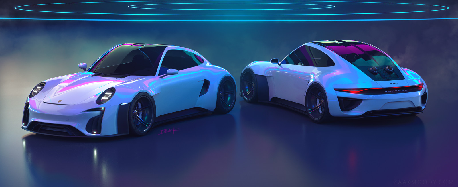 911 R Concept