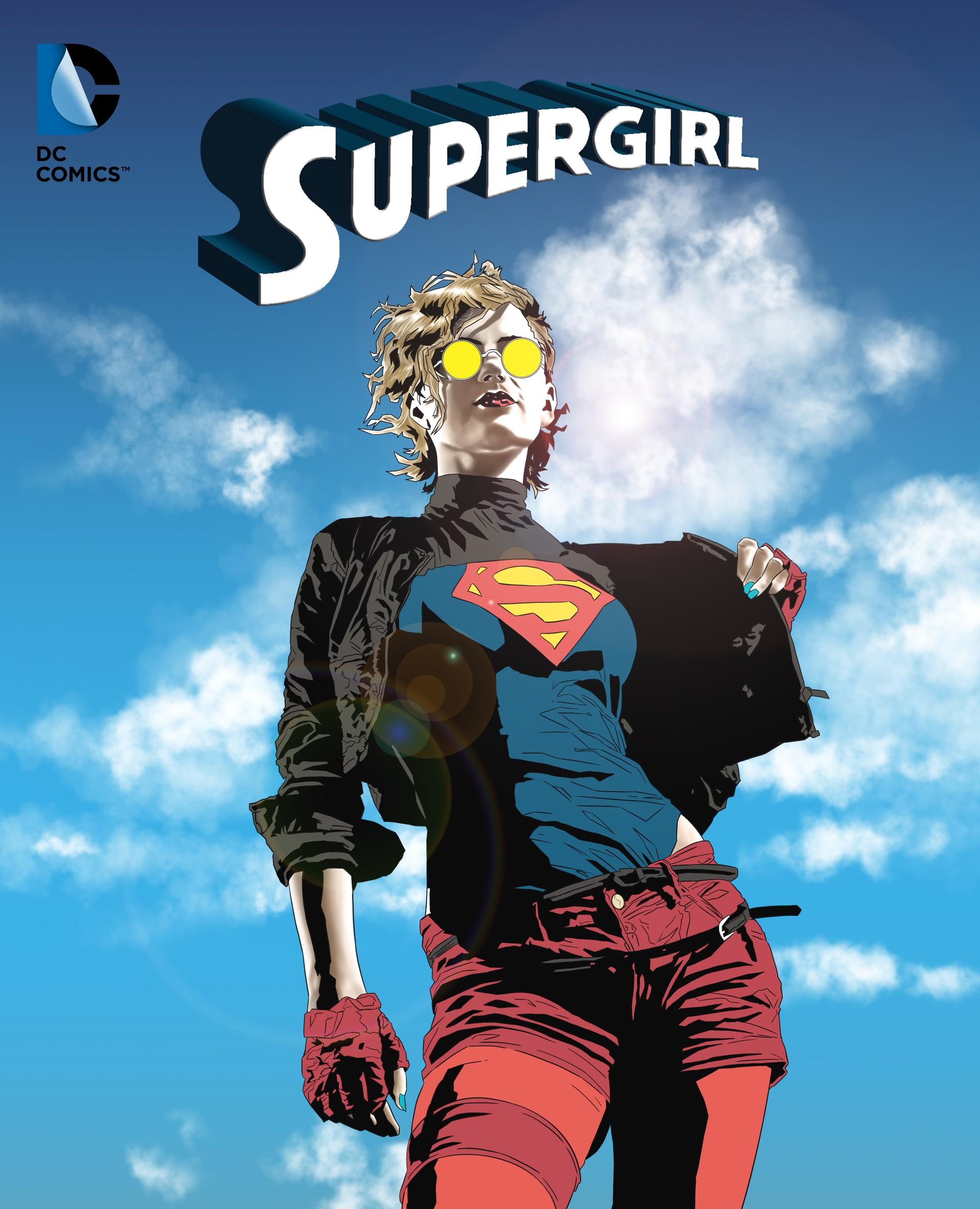 Manuel herrera araya supergirl 3