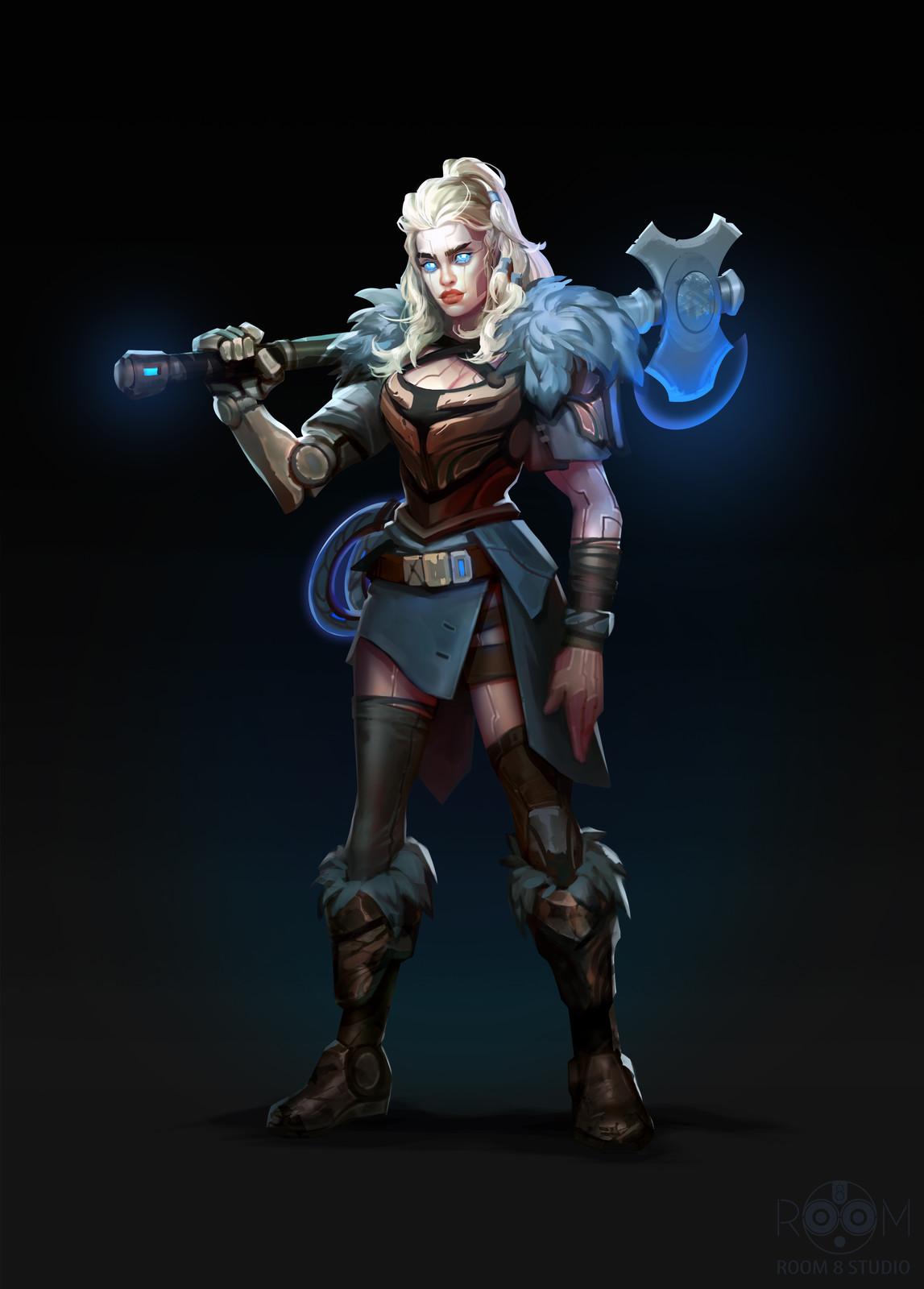 Artodei - daughter of Autarn