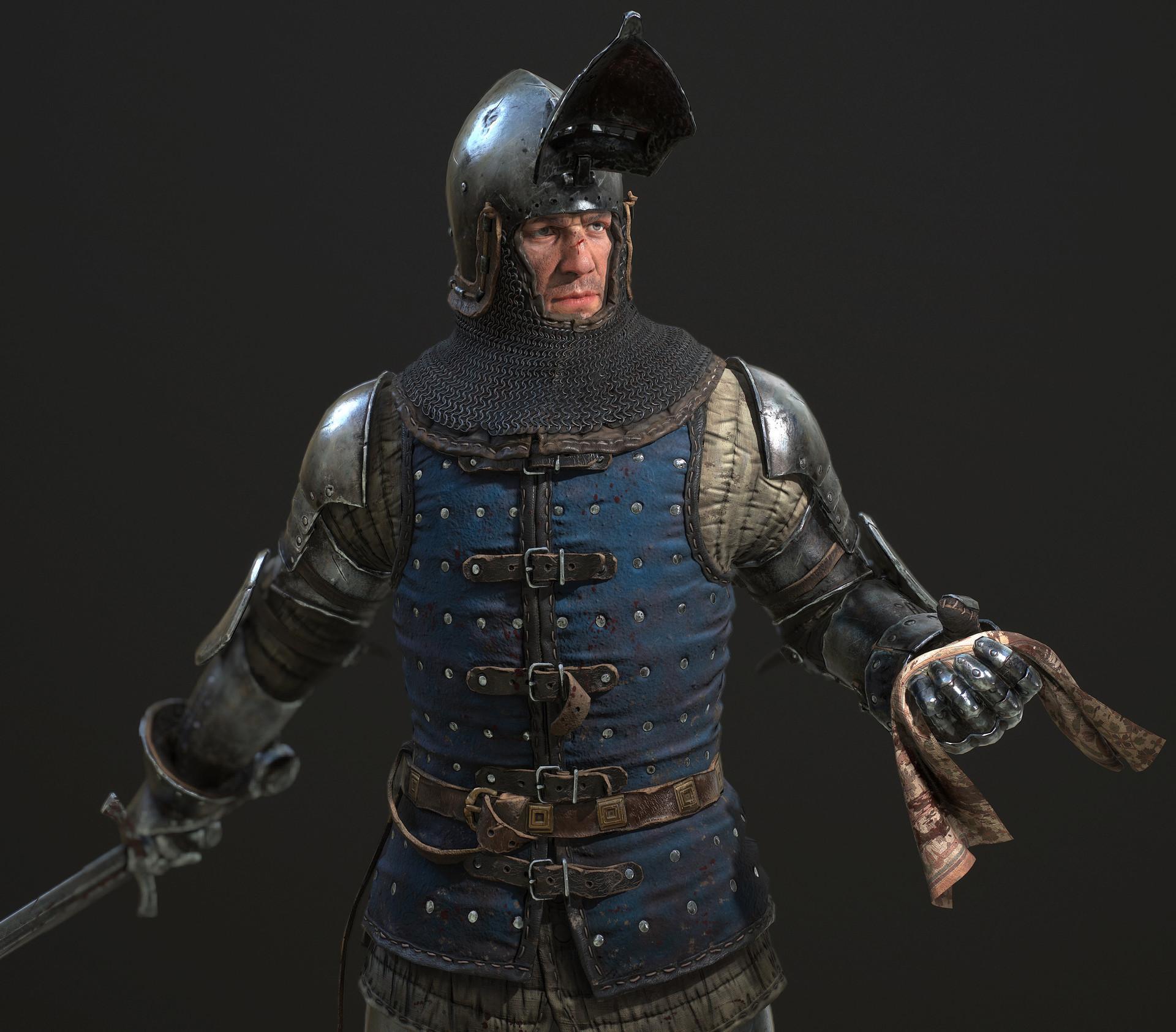 Petr sokolov artpity knight lp detail 04