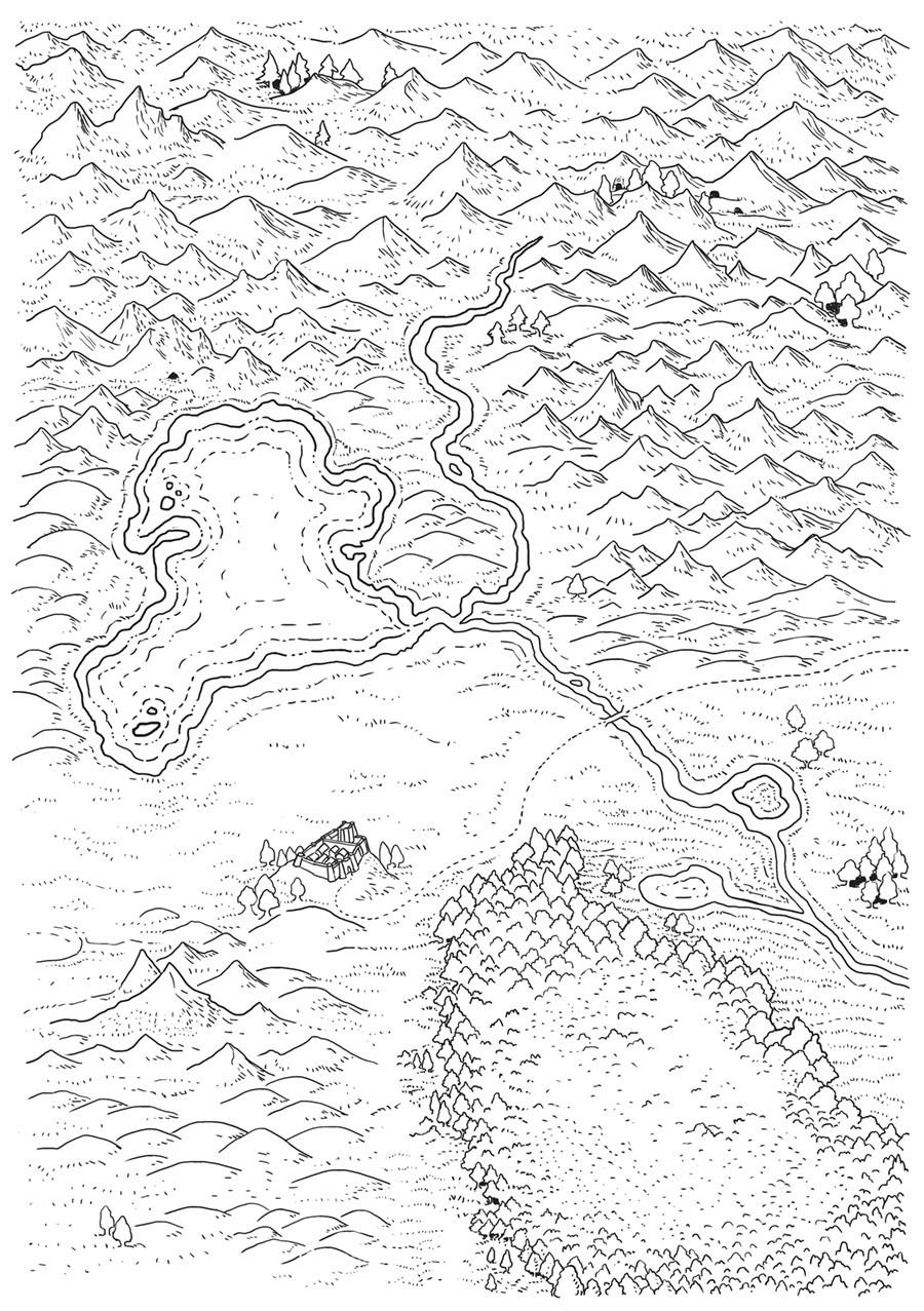 Dan ramos mapa forte 01 arredores