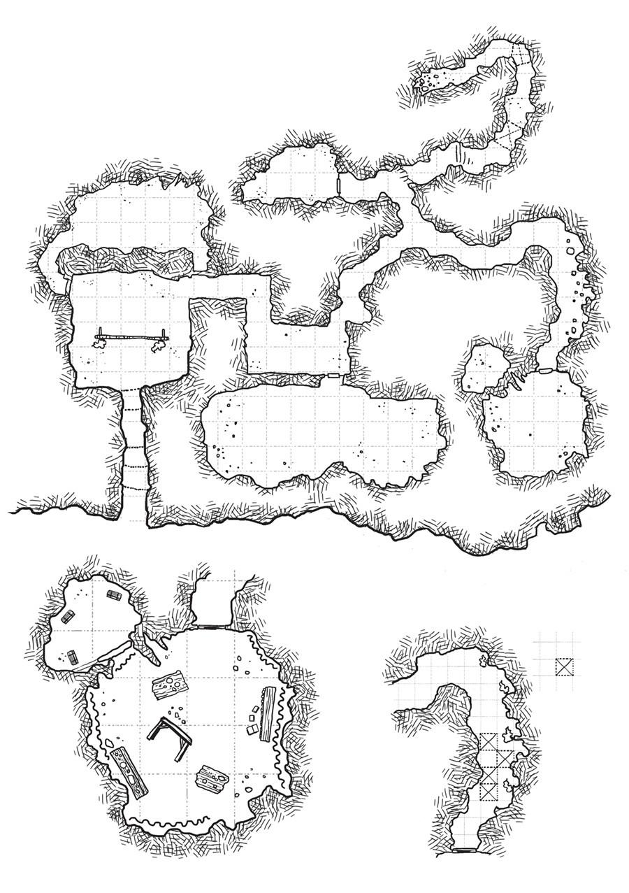 Dan ramos mapa forte 03 kobolds
