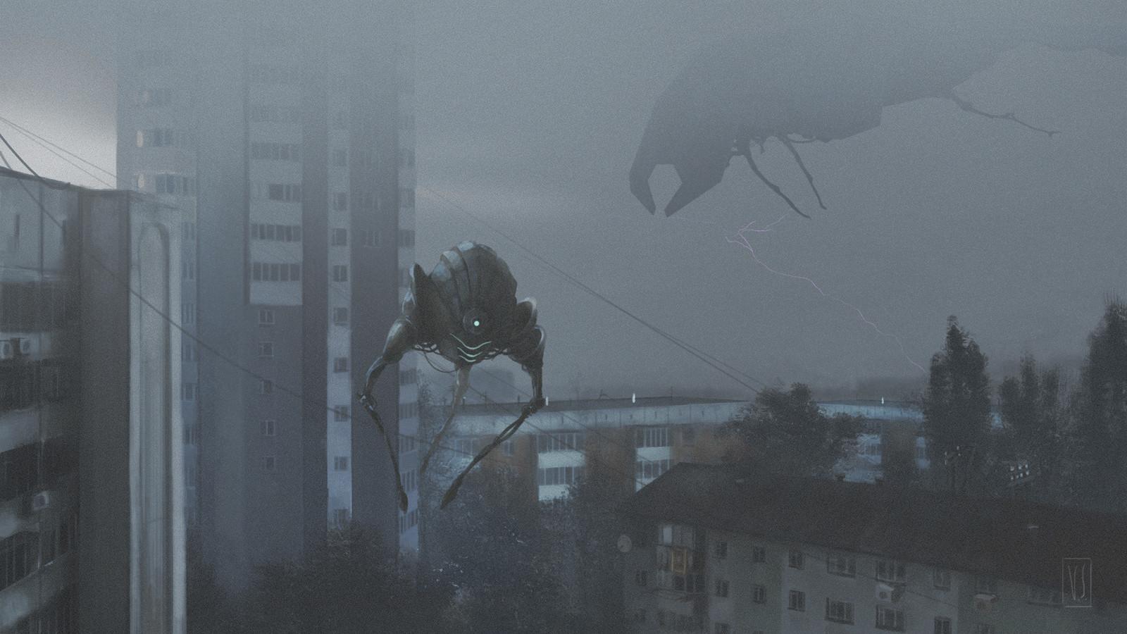 Balconies (Tribute to Half-Life)