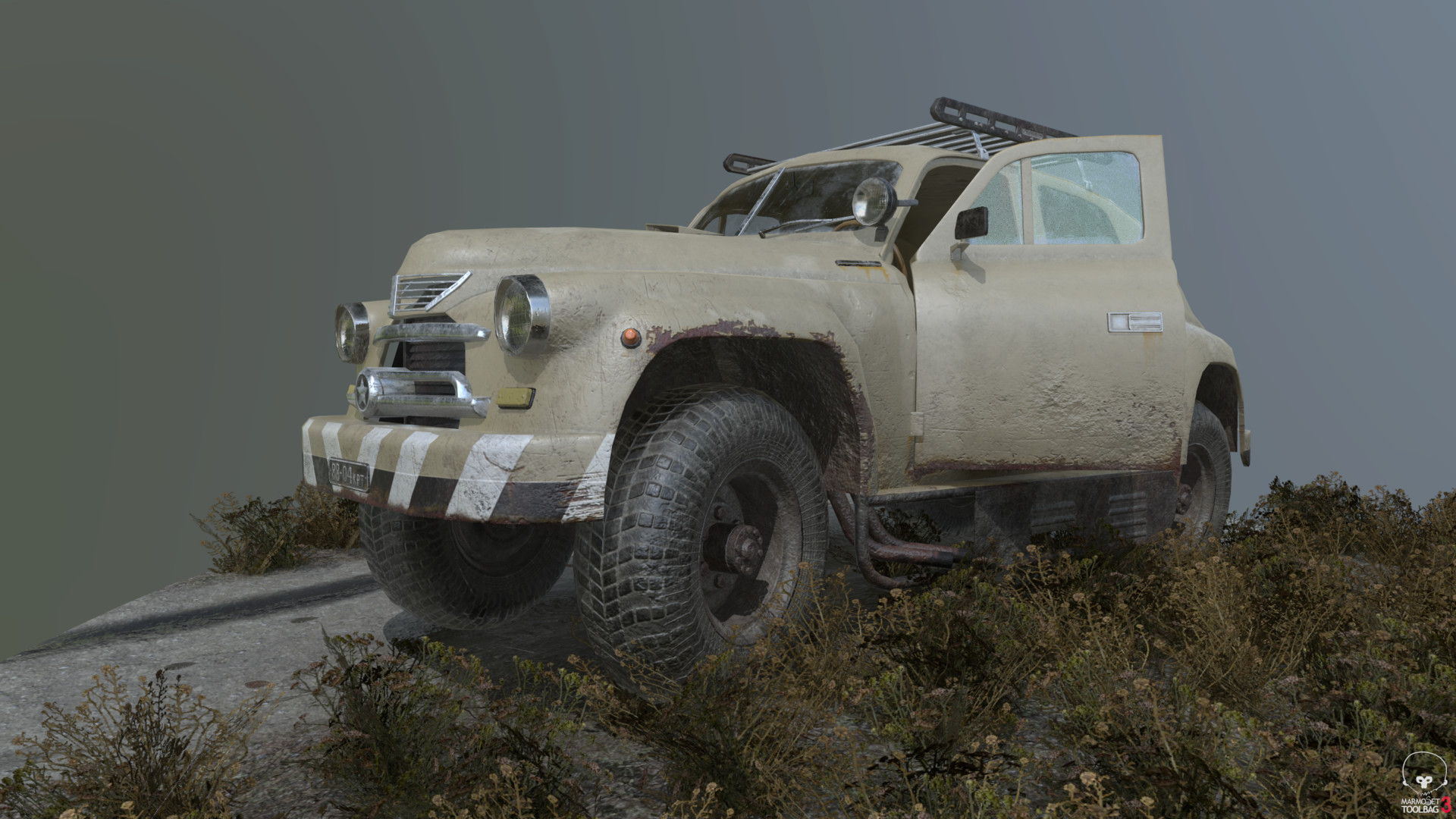 GAZ M20 Victory-Sport Roadster
