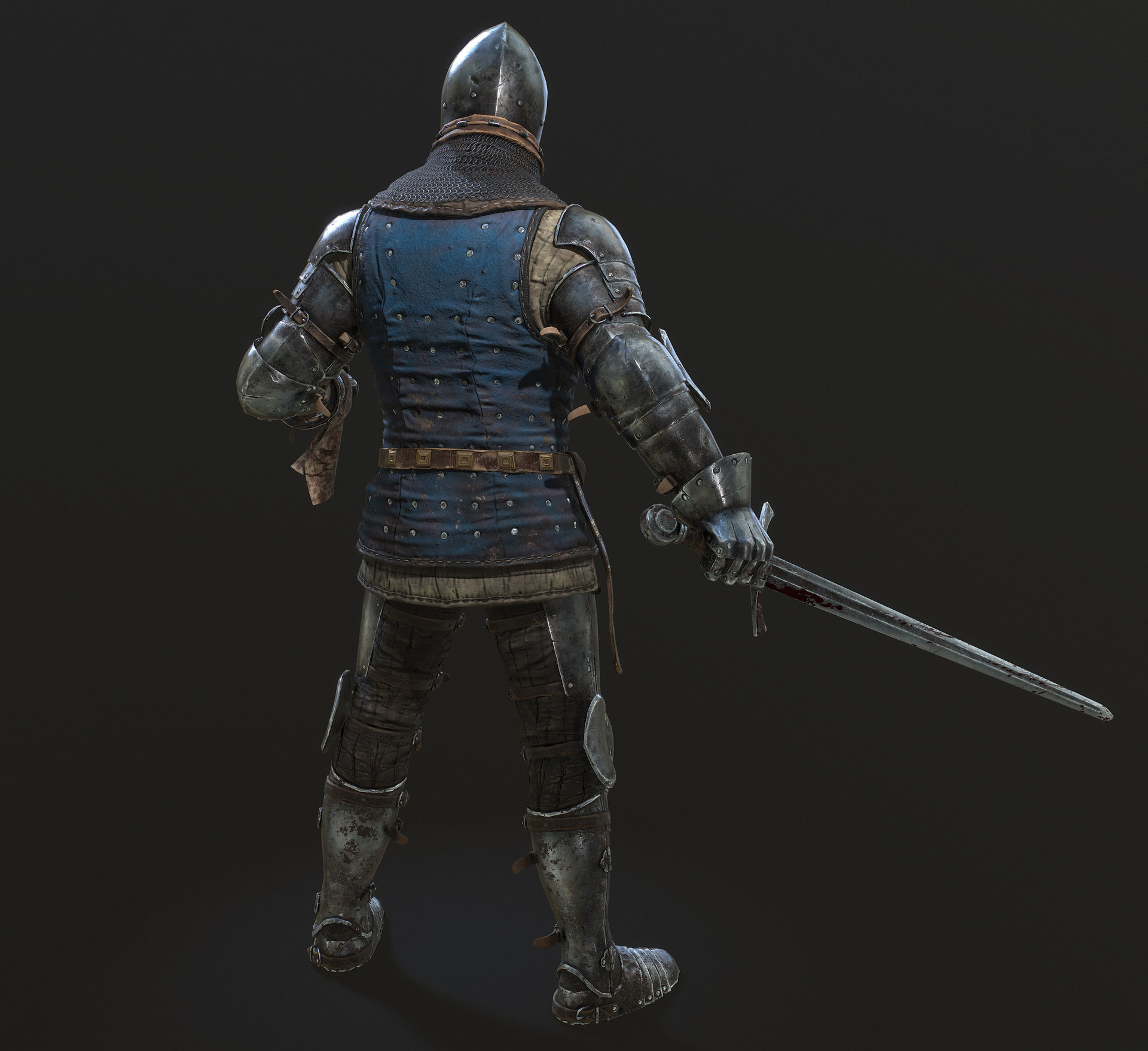 Petr sokolov artpity knight lp back