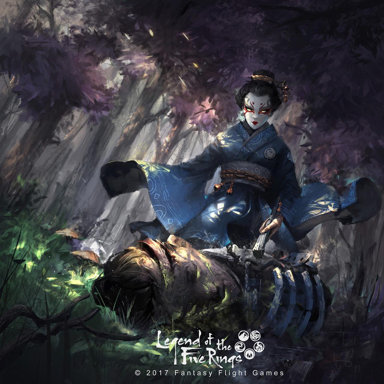 Steadfast Witch Hunter