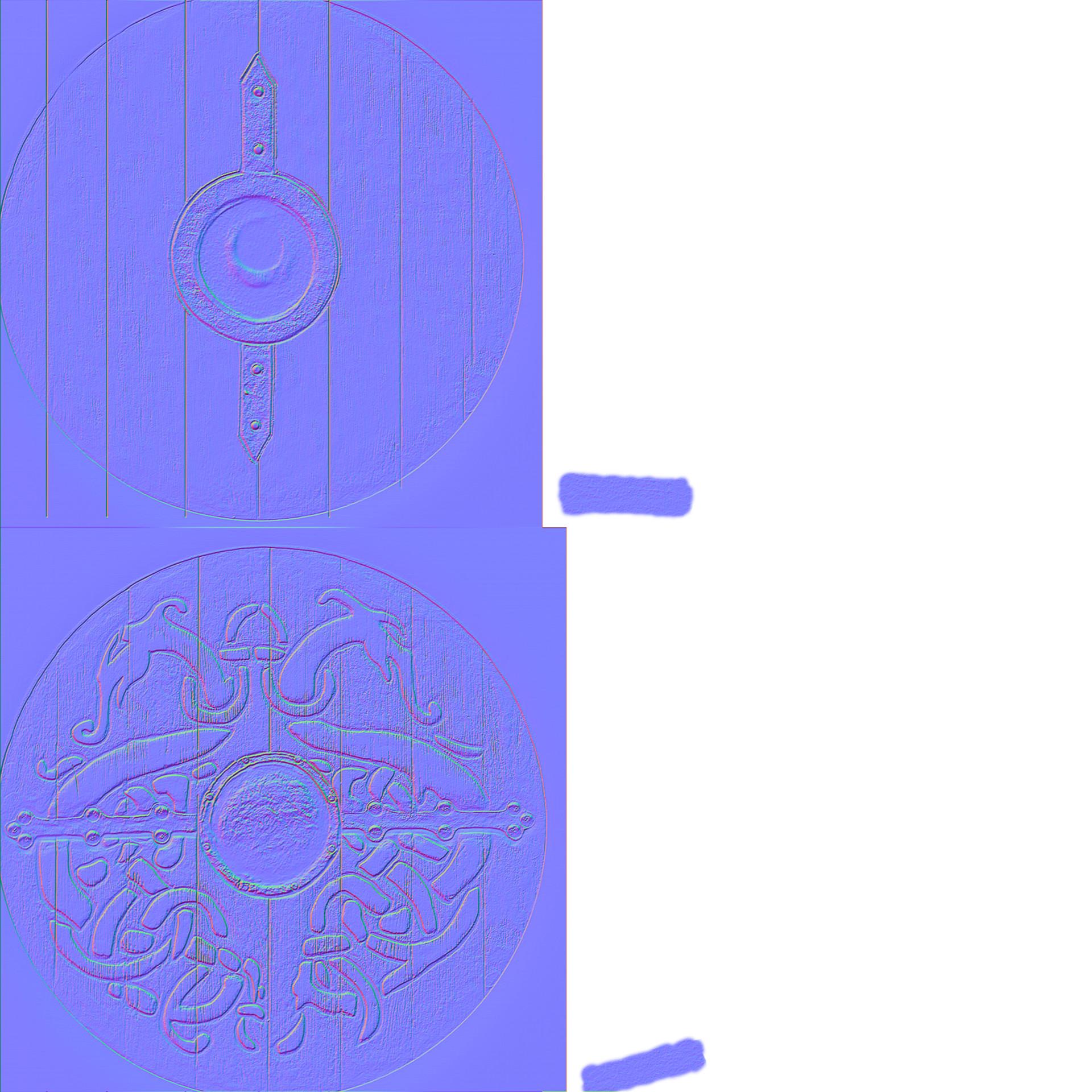 Petar doychev normalmap 1