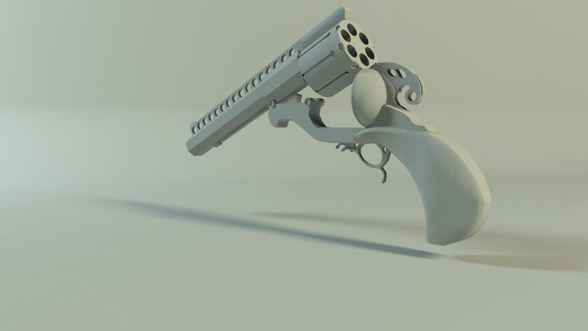 Mugisha monga pistol lp render 02