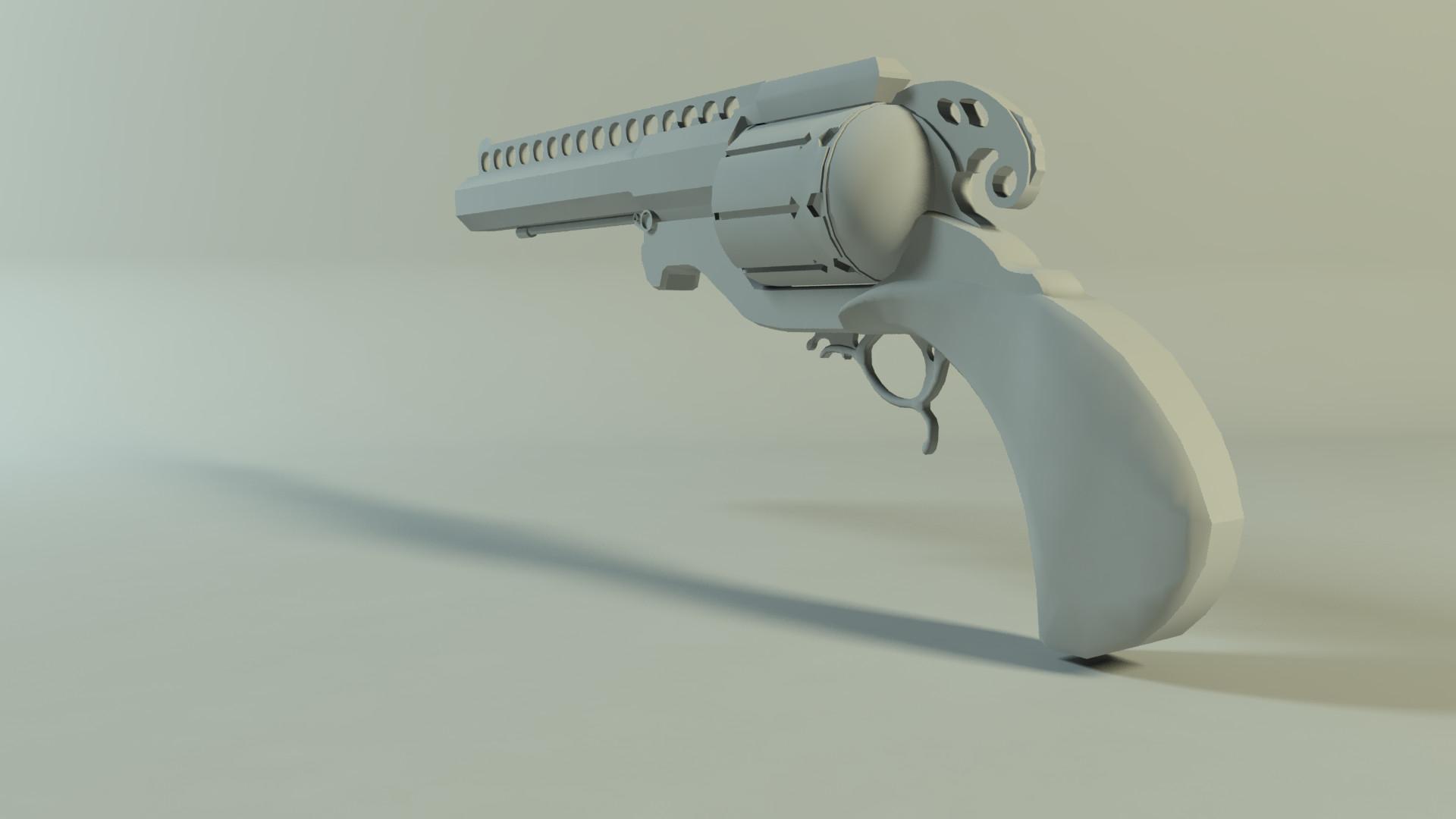 Mugisha monga pistol lp render 04