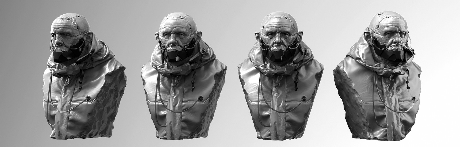 Guy for SketchFab new SSS