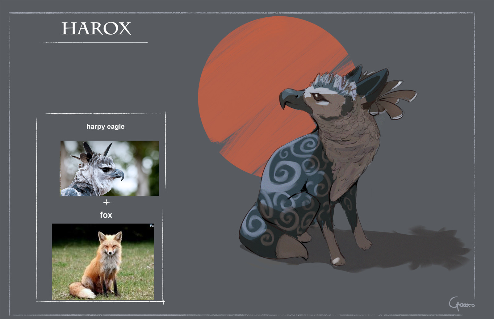 Roberto gatto harox