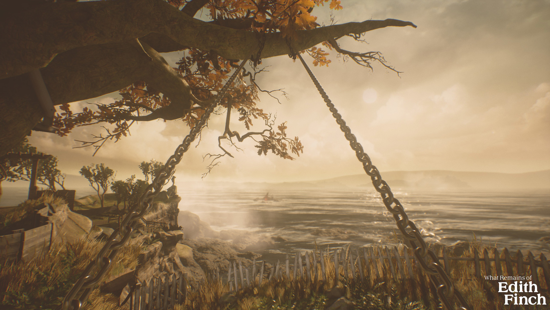 Artstation What Remains Of Edith Finch The Twin S Room