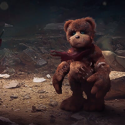 Simon van den broek bear2