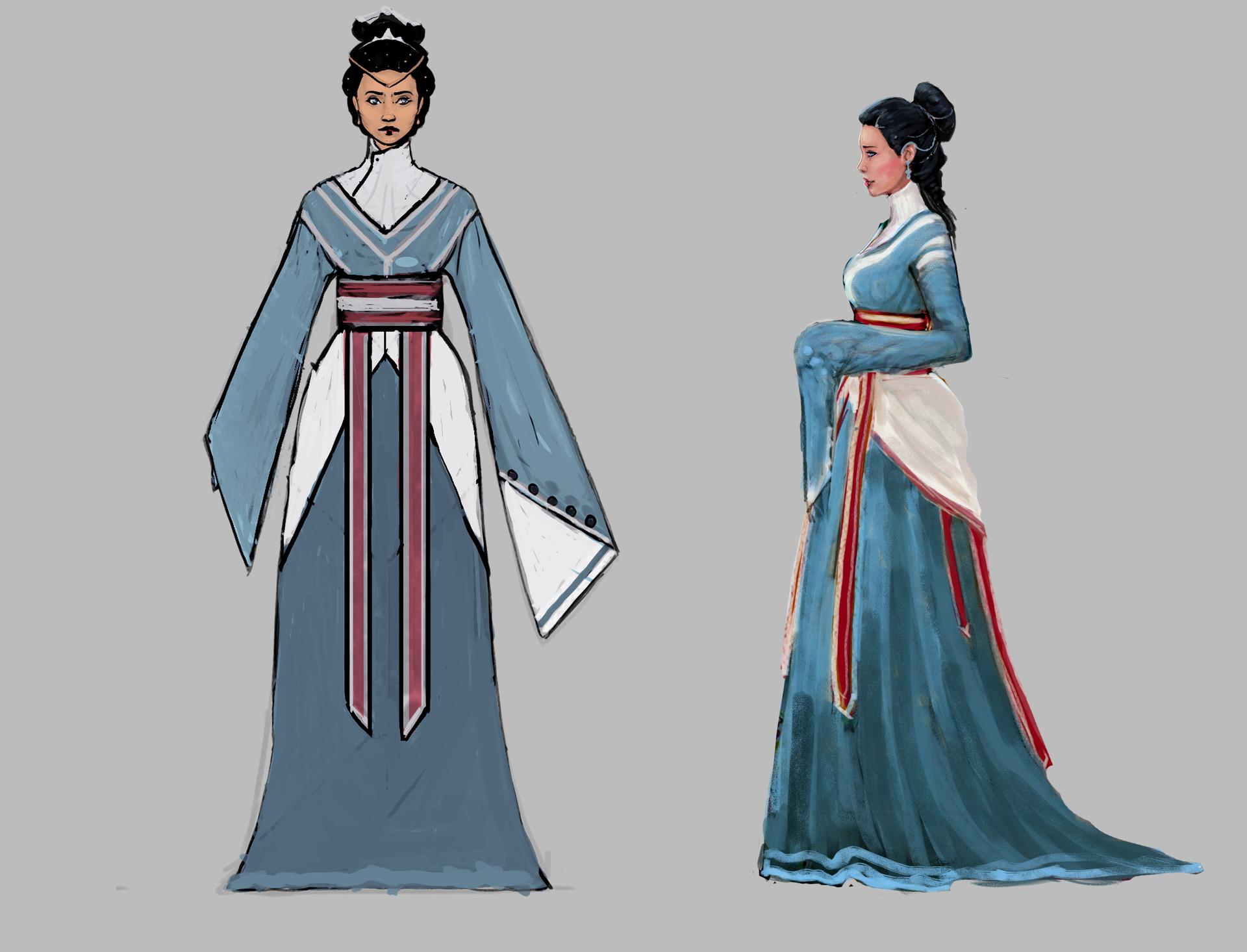 Previous sketches