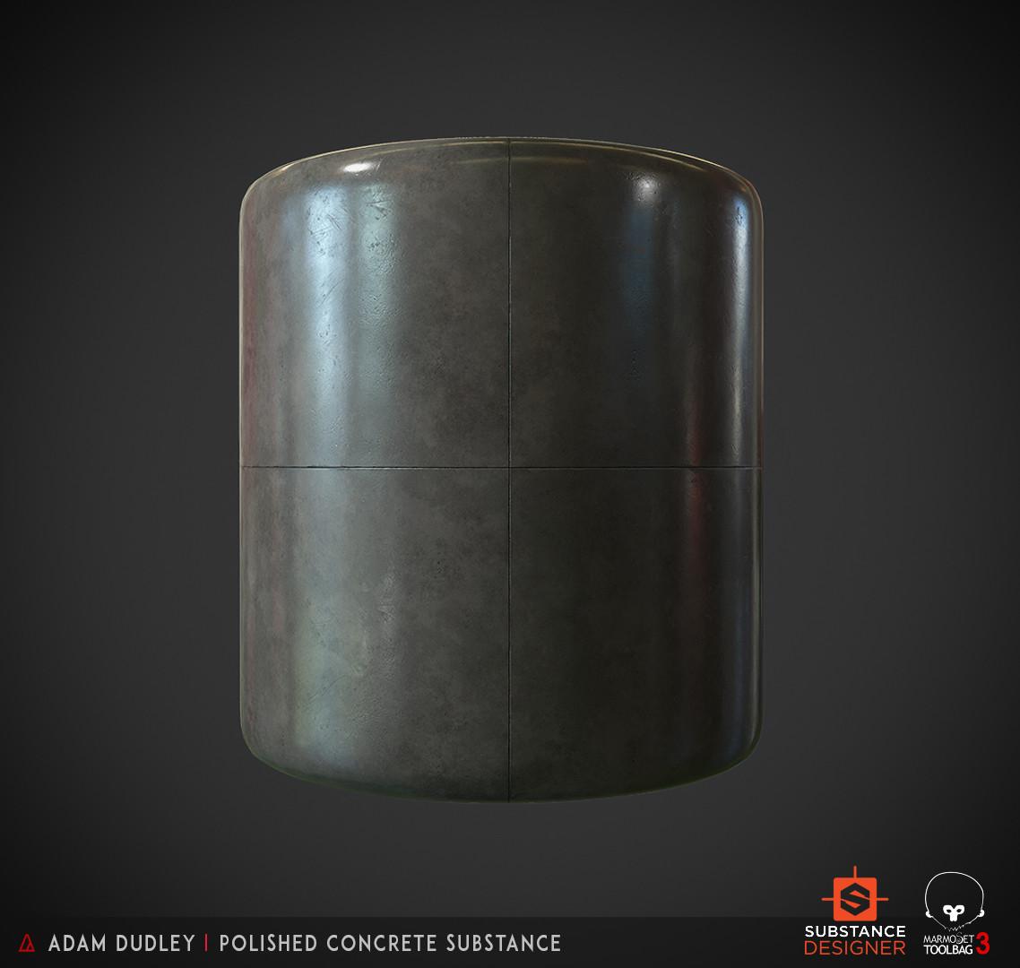 Adam dudley polishedconcl substance finalshots cylinder