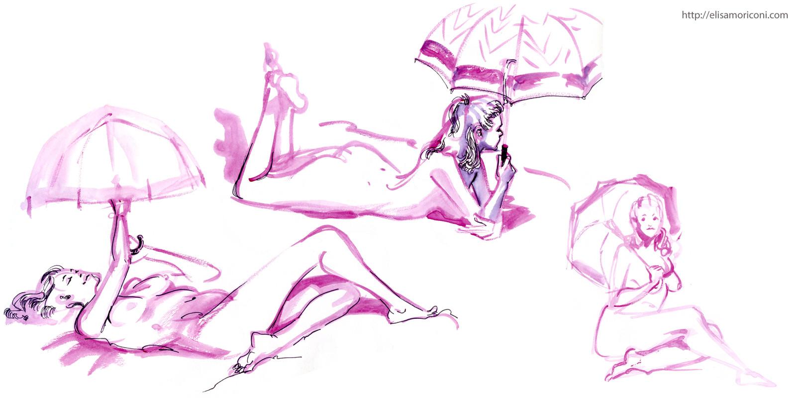 Life Drawing Sketchbook