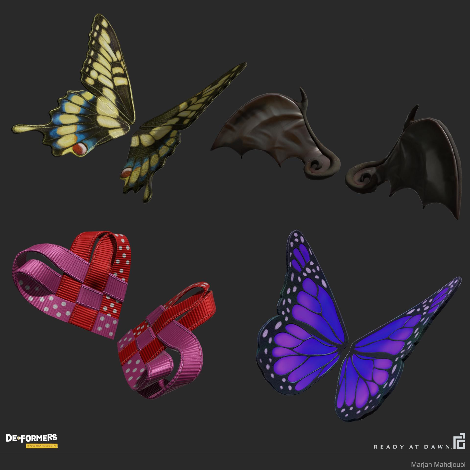 Marjan mahdjoubi wings