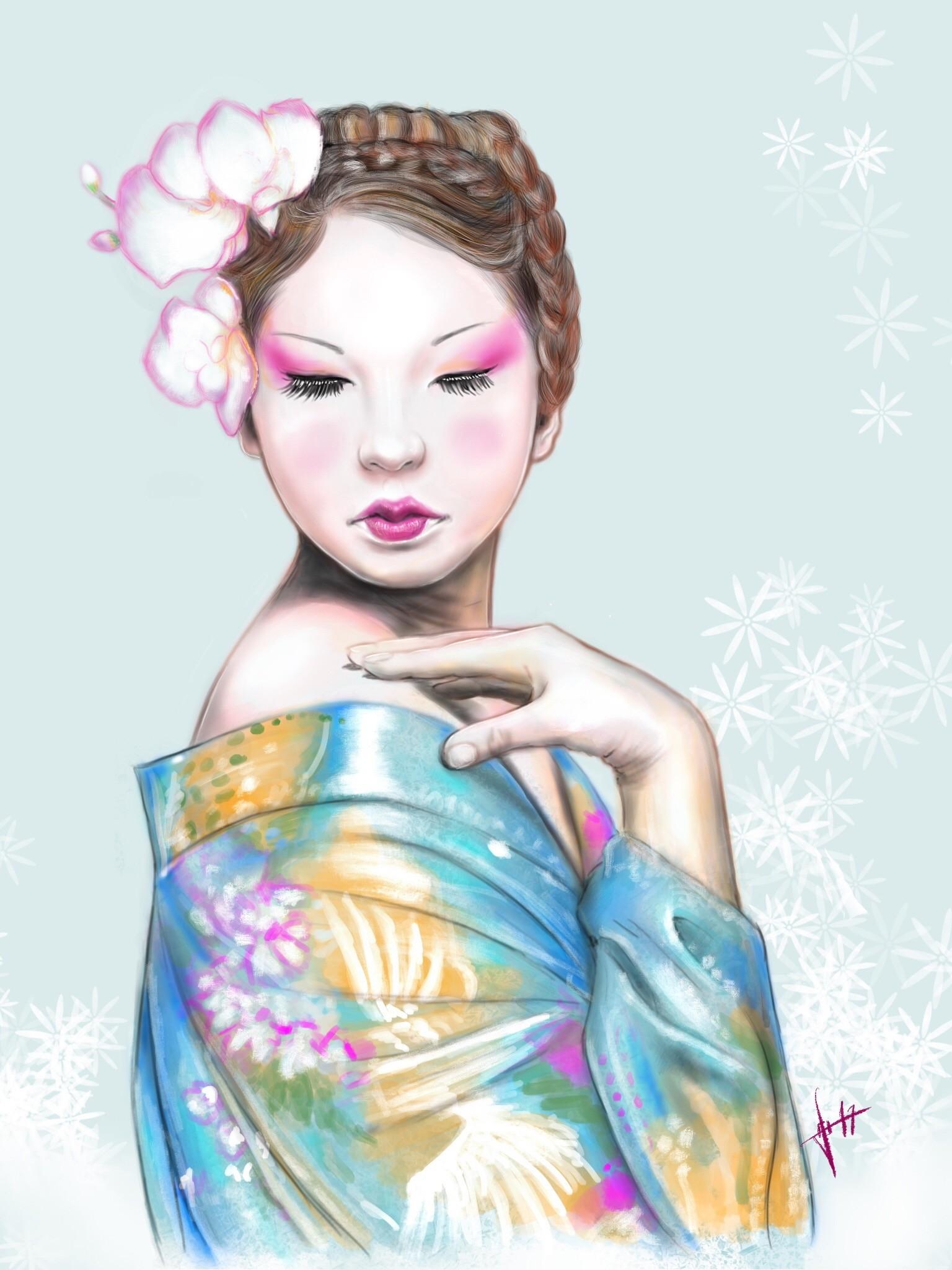 Jose moratalla geisha