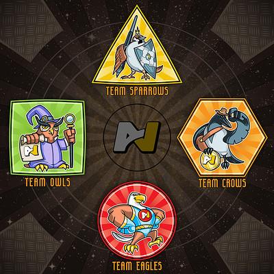 Andrey kamenov all logos 02
