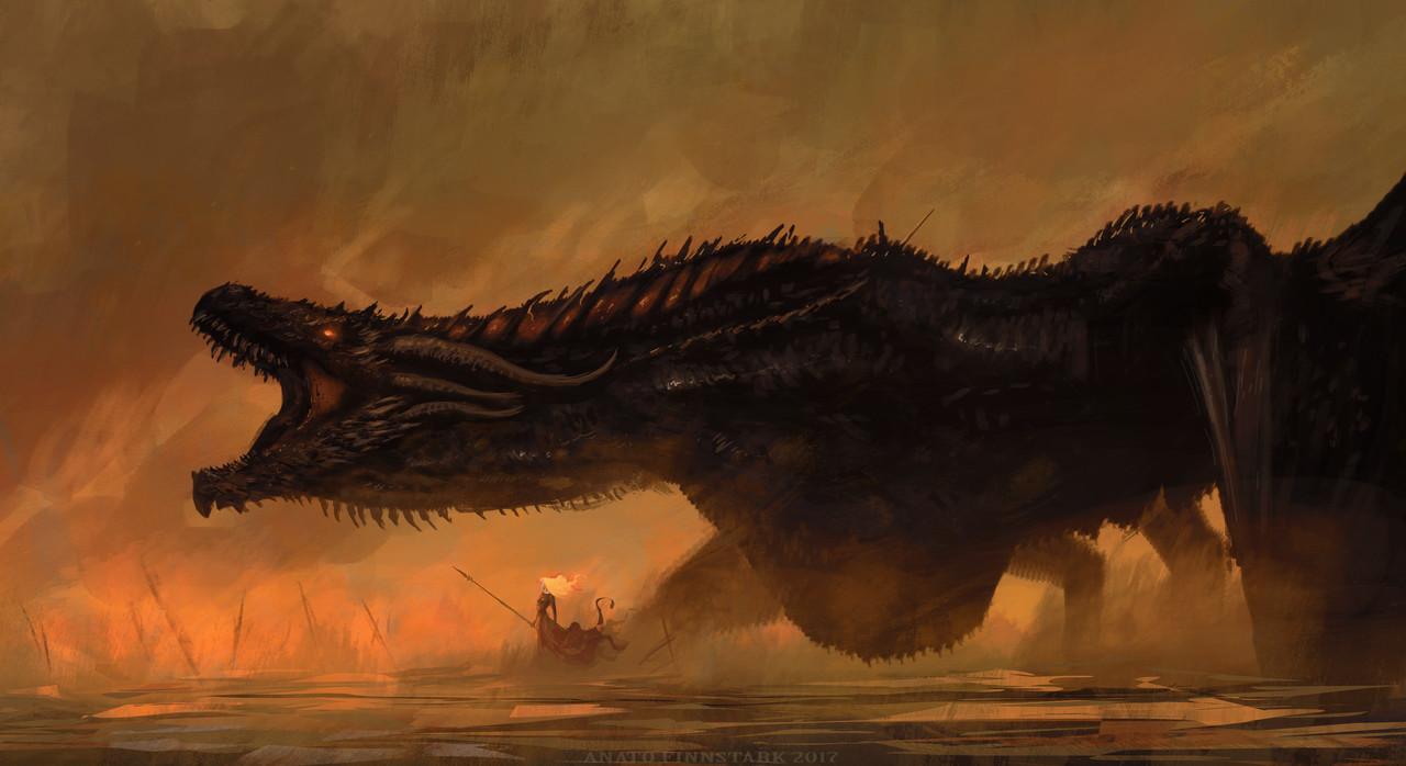 Anato finnstark are you a sheep no you re a dragon be a dragon by anatofinnstark dbjnt8p