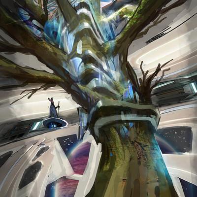 Pradal aurele magique tree