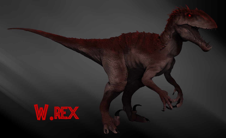 Artstation Indoraptor Jurassic World Fallen Kingdom Skins Concept