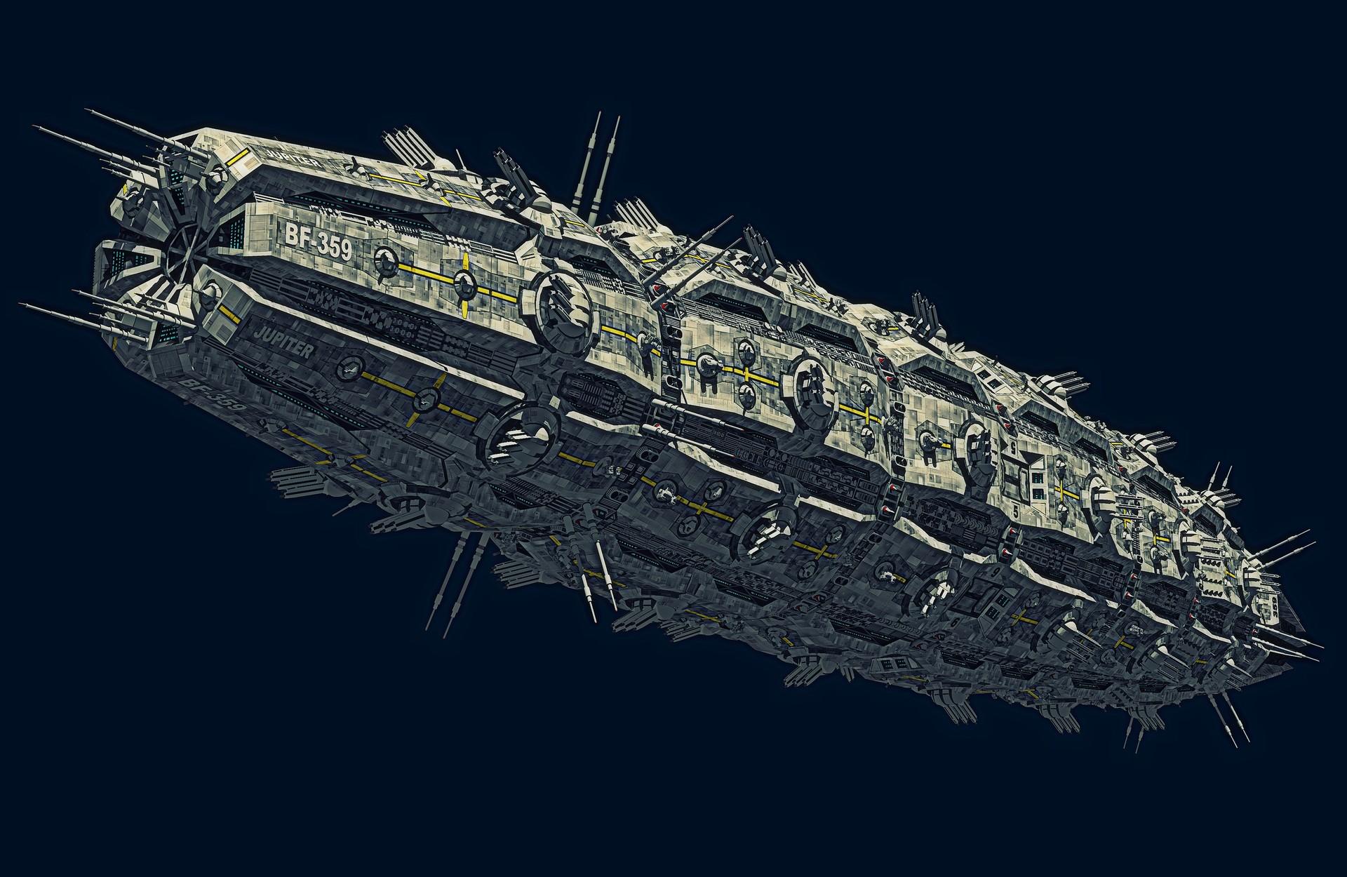 Joachim sverd battleship jupiter class textured1
