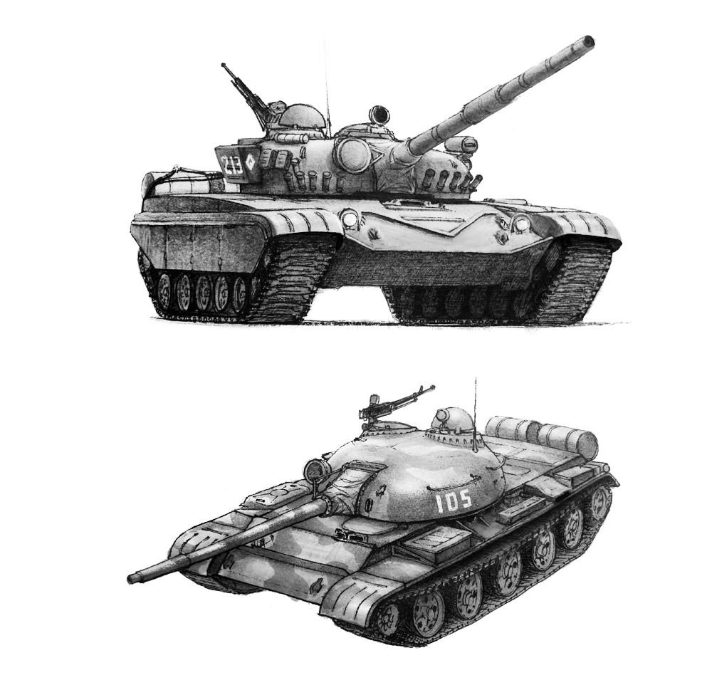 Qiao chen tank1
