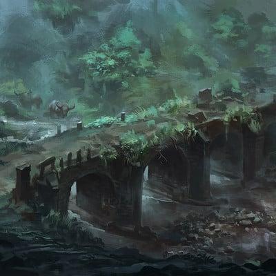 Raph lomotan bridge