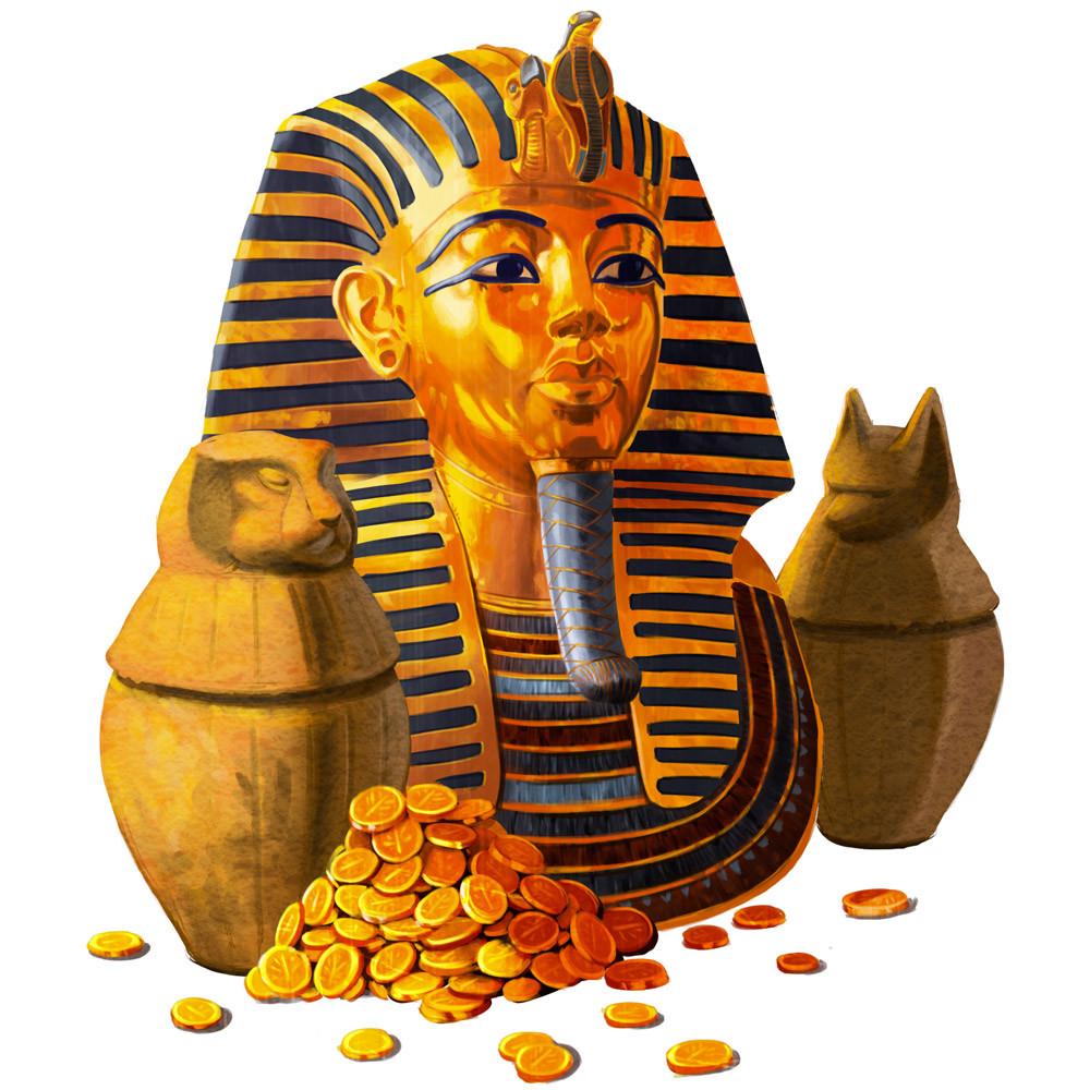 Pharao's mask