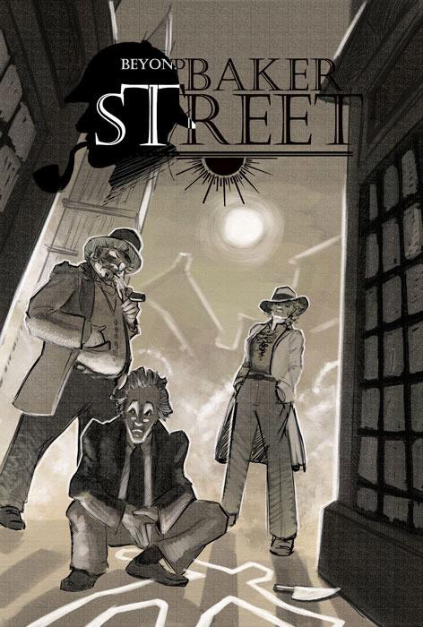 cover art beyond baker street sketch1