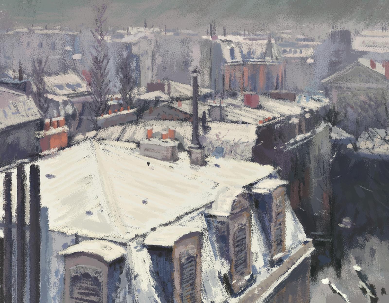 Paintings studies
