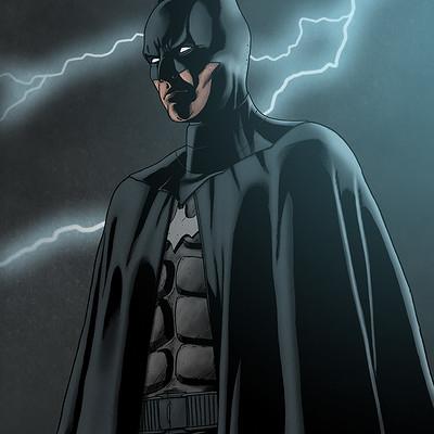 Dean bowen batman by dean bowen resize