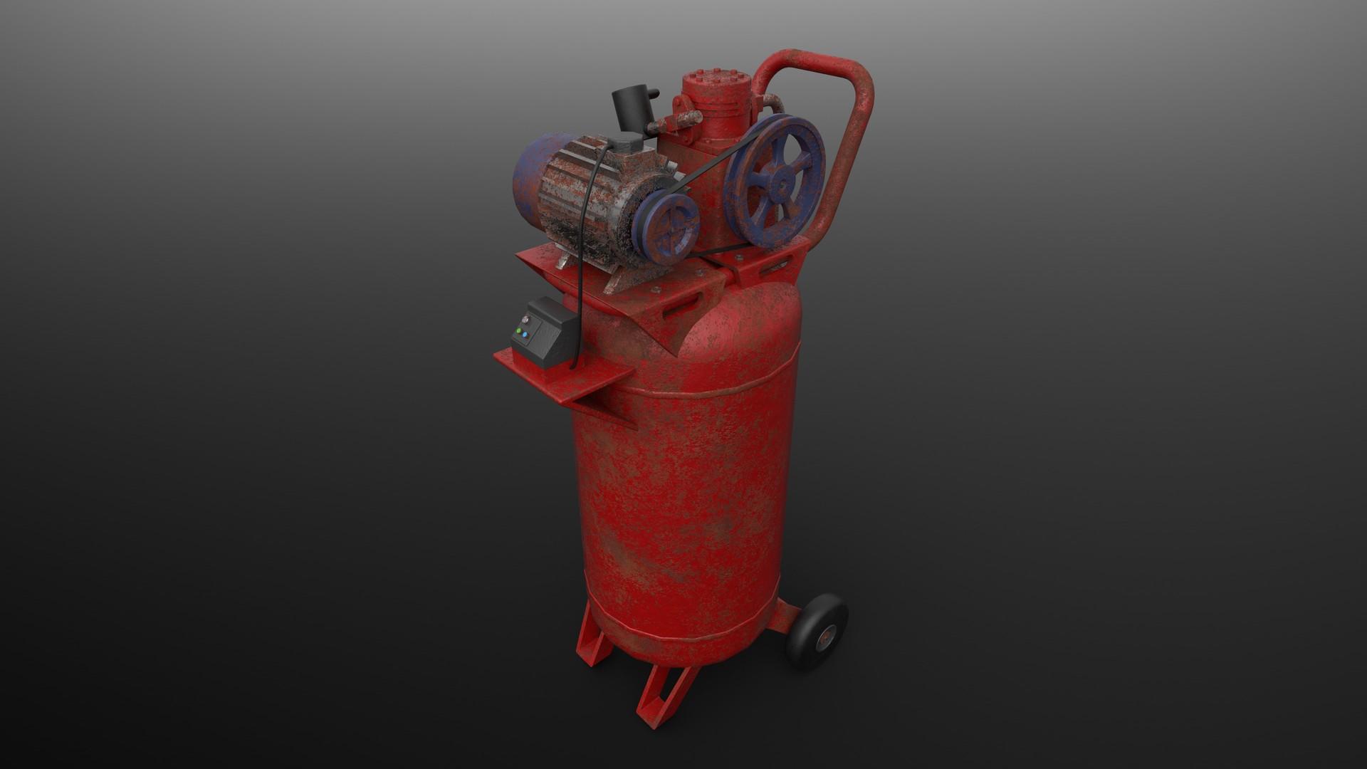 Andrew moore compressor 2