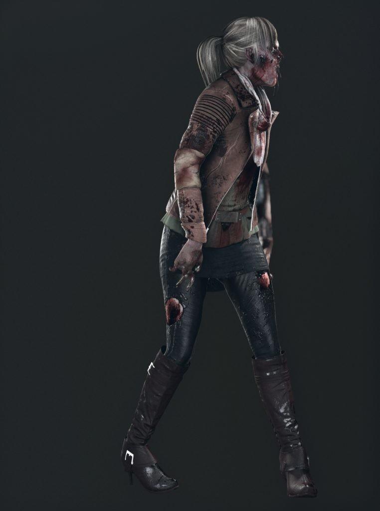 Michael weisheim beresin zombie female 7