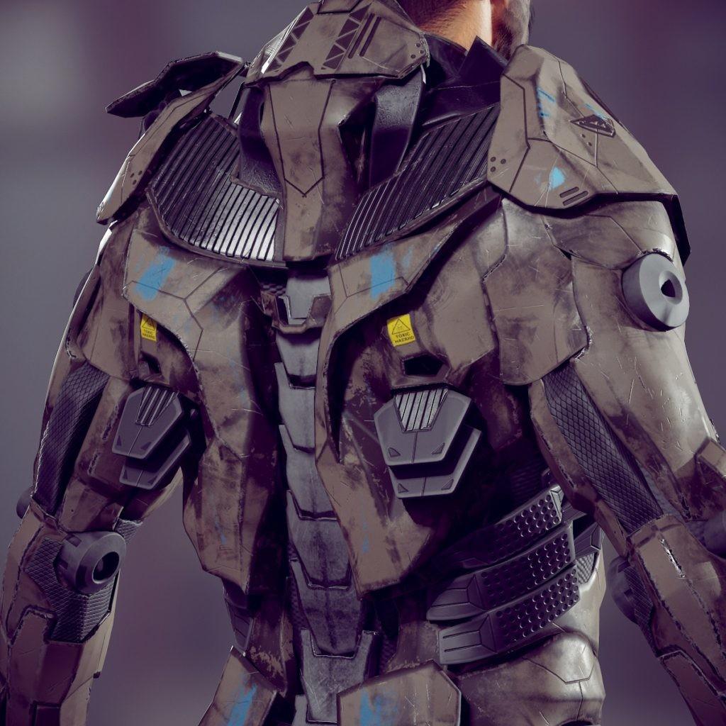 Michael weisheim beresin scifi soldier 18