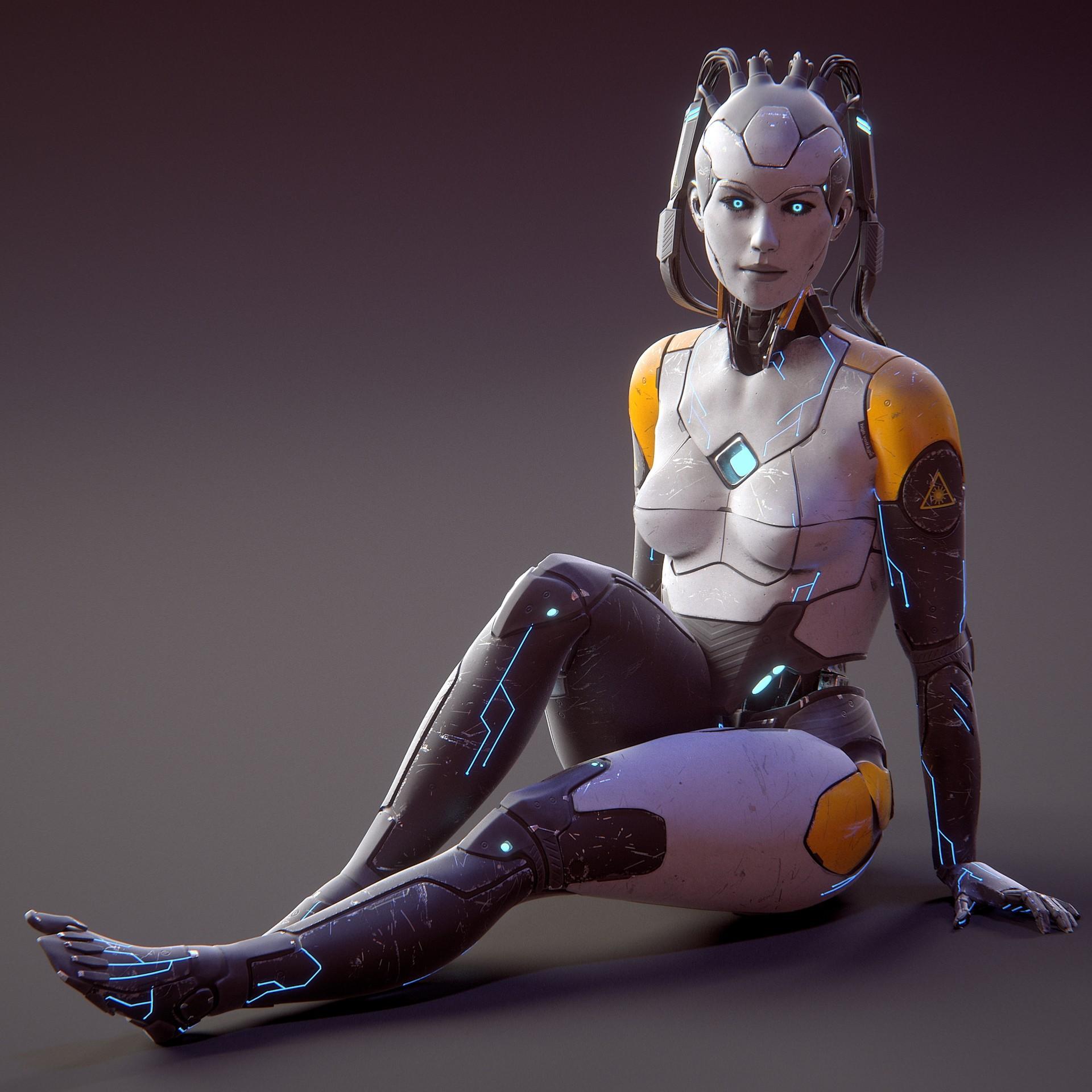 Michael weisheim beresin robot woman 13