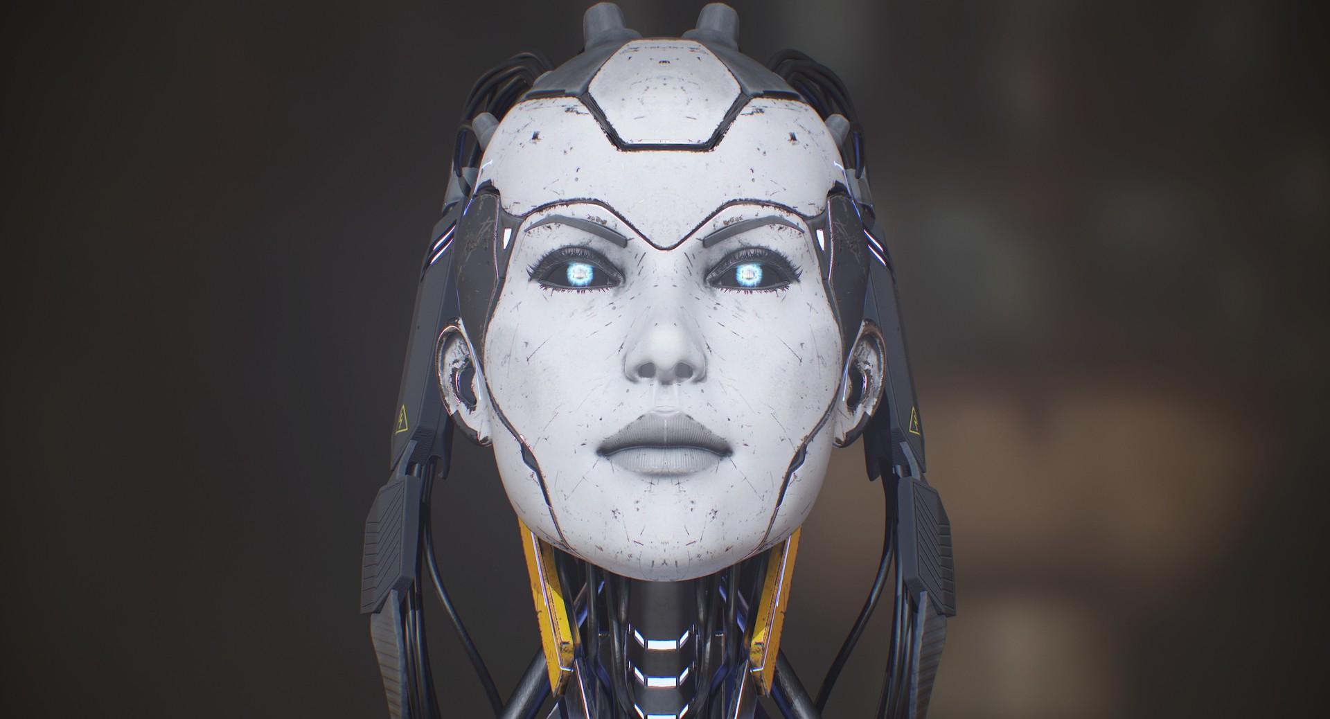 Michael weisheim beresin robot woman 3