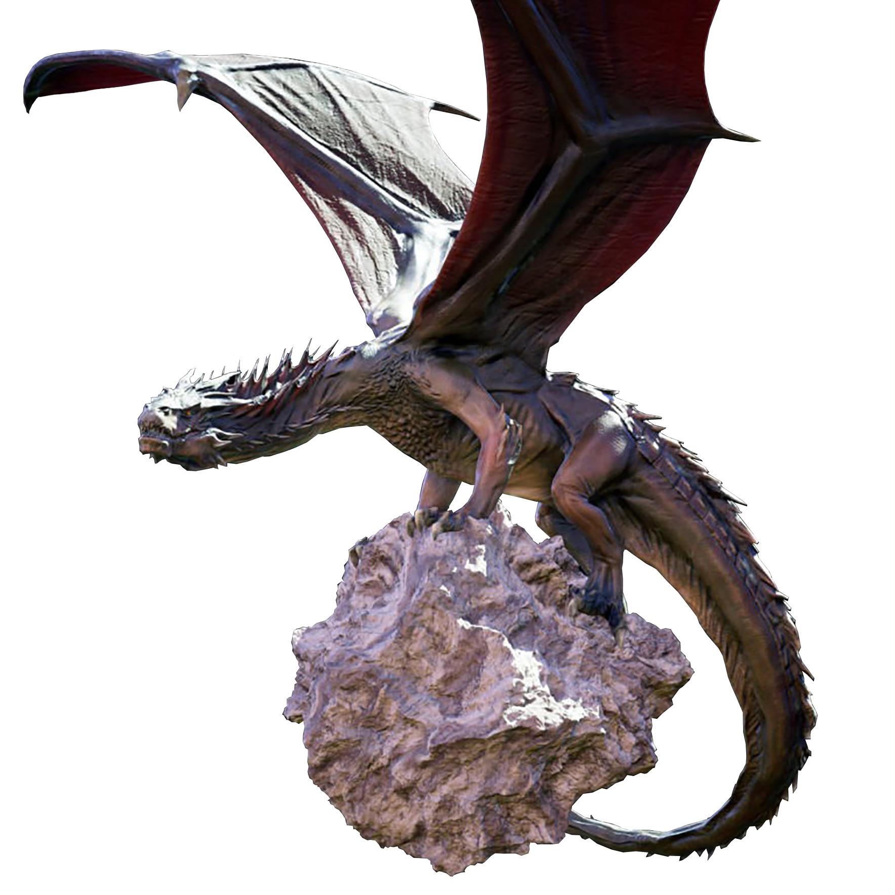Michael weisheim beresin dragon 58