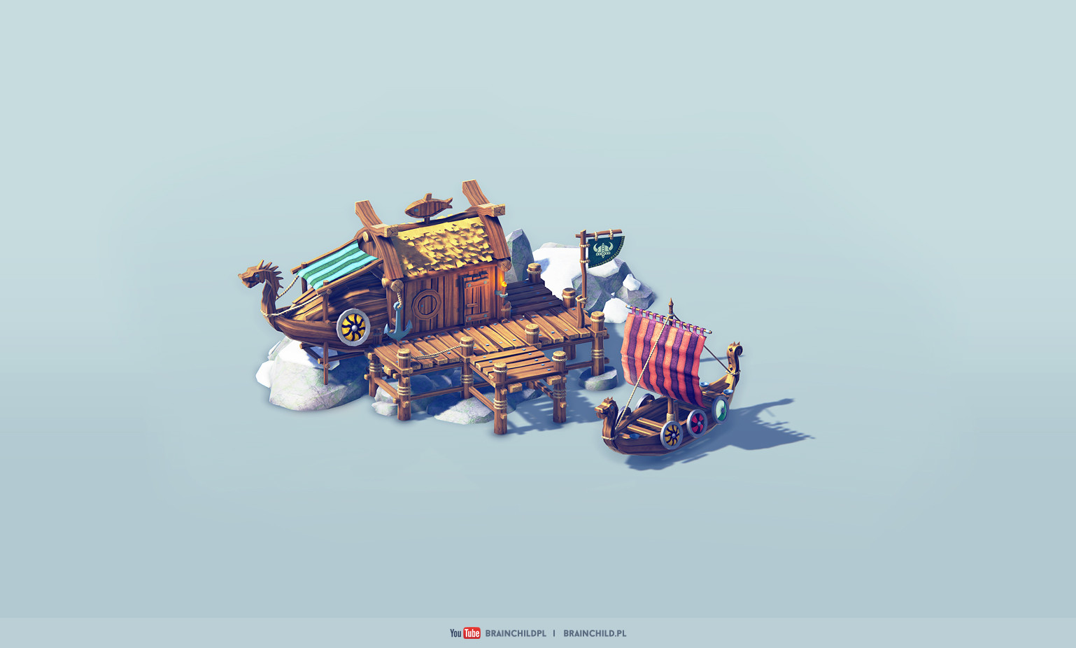 Rafal urbanski viking artstation 4