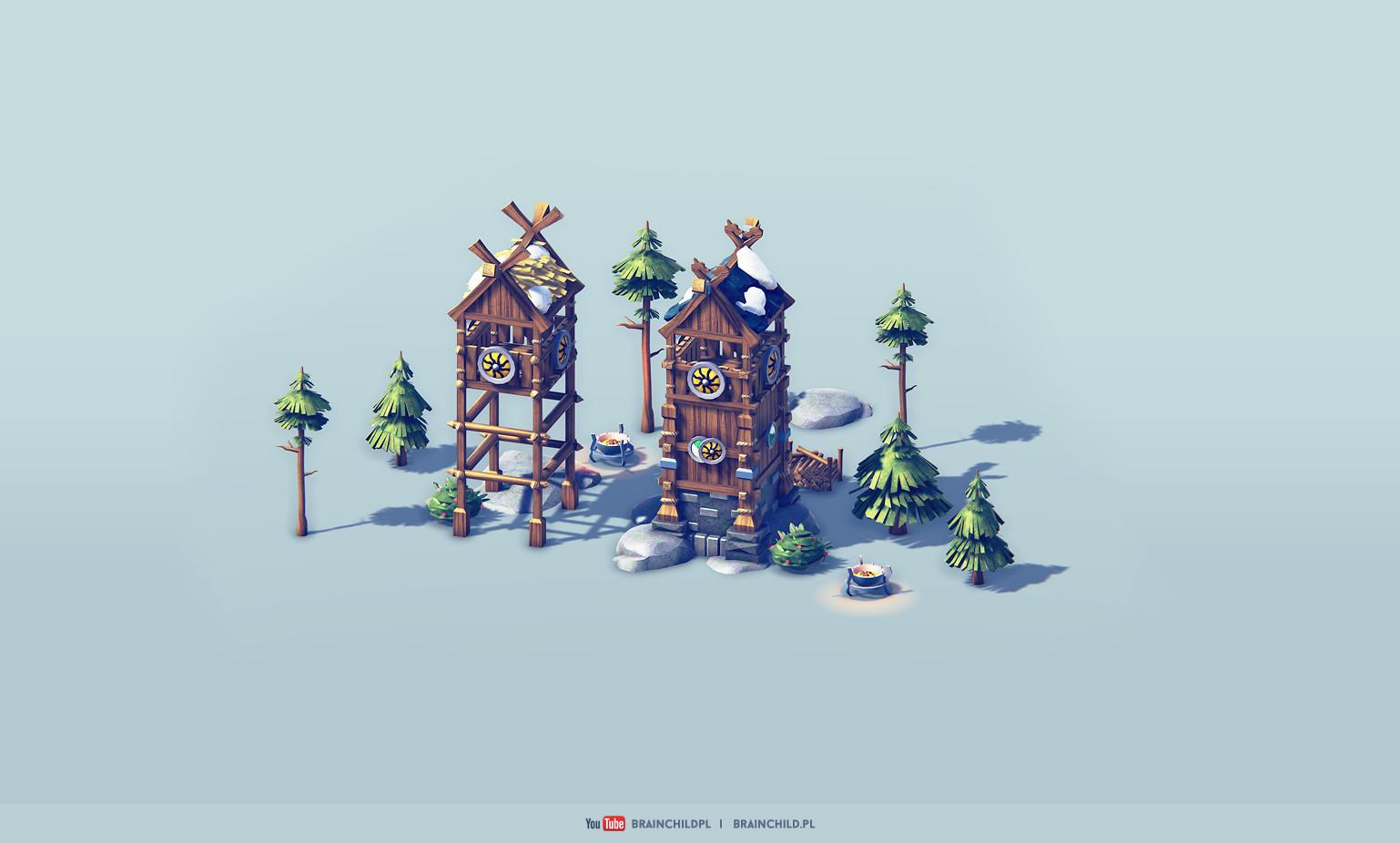 Rafal urbanski viking artstation 3