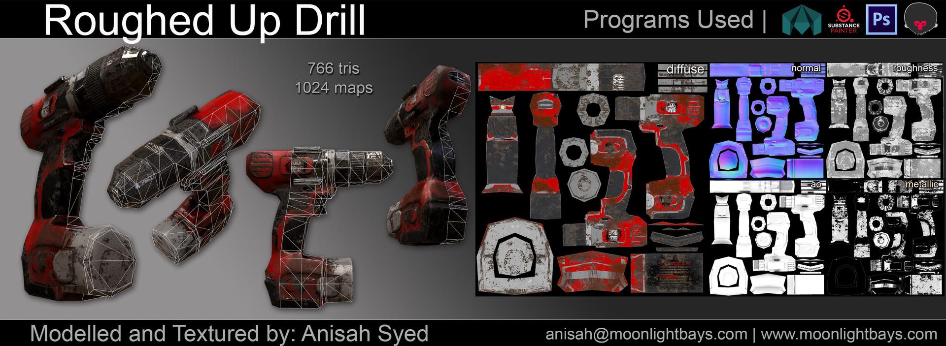 Anisah syed roughedupdrill