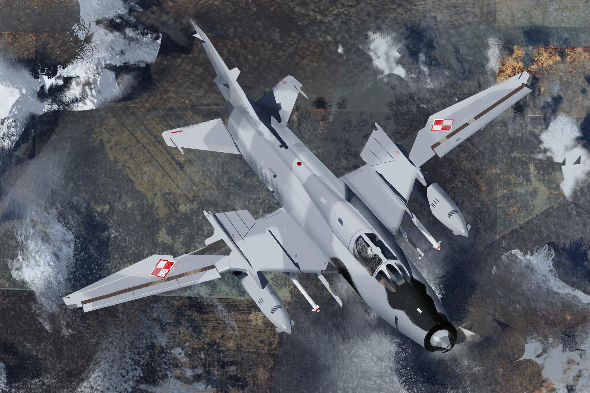 SU-22 Flight Study