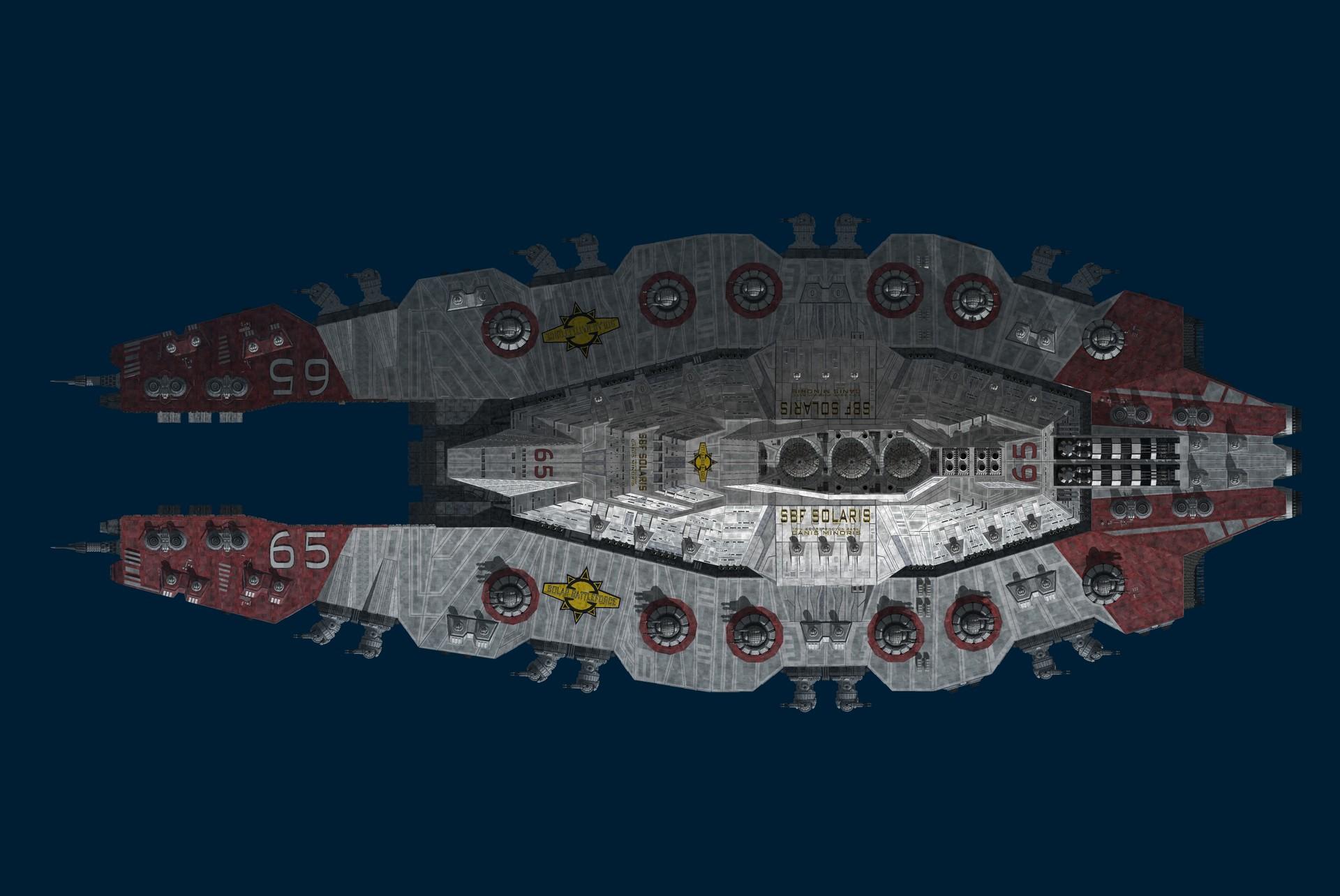 Joachim sverd battlecruiser solaris41