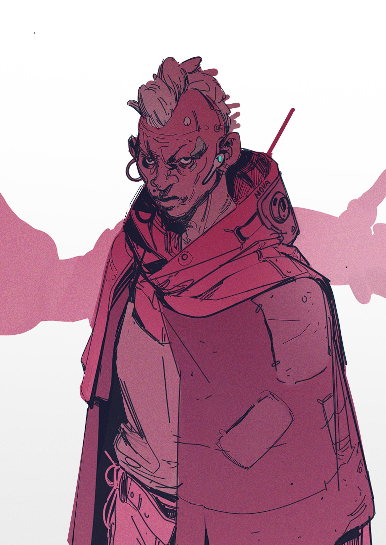 Hugo richard sketch 14 082
