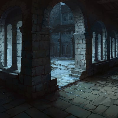 Sebastian wagner kingsbridge cloister web