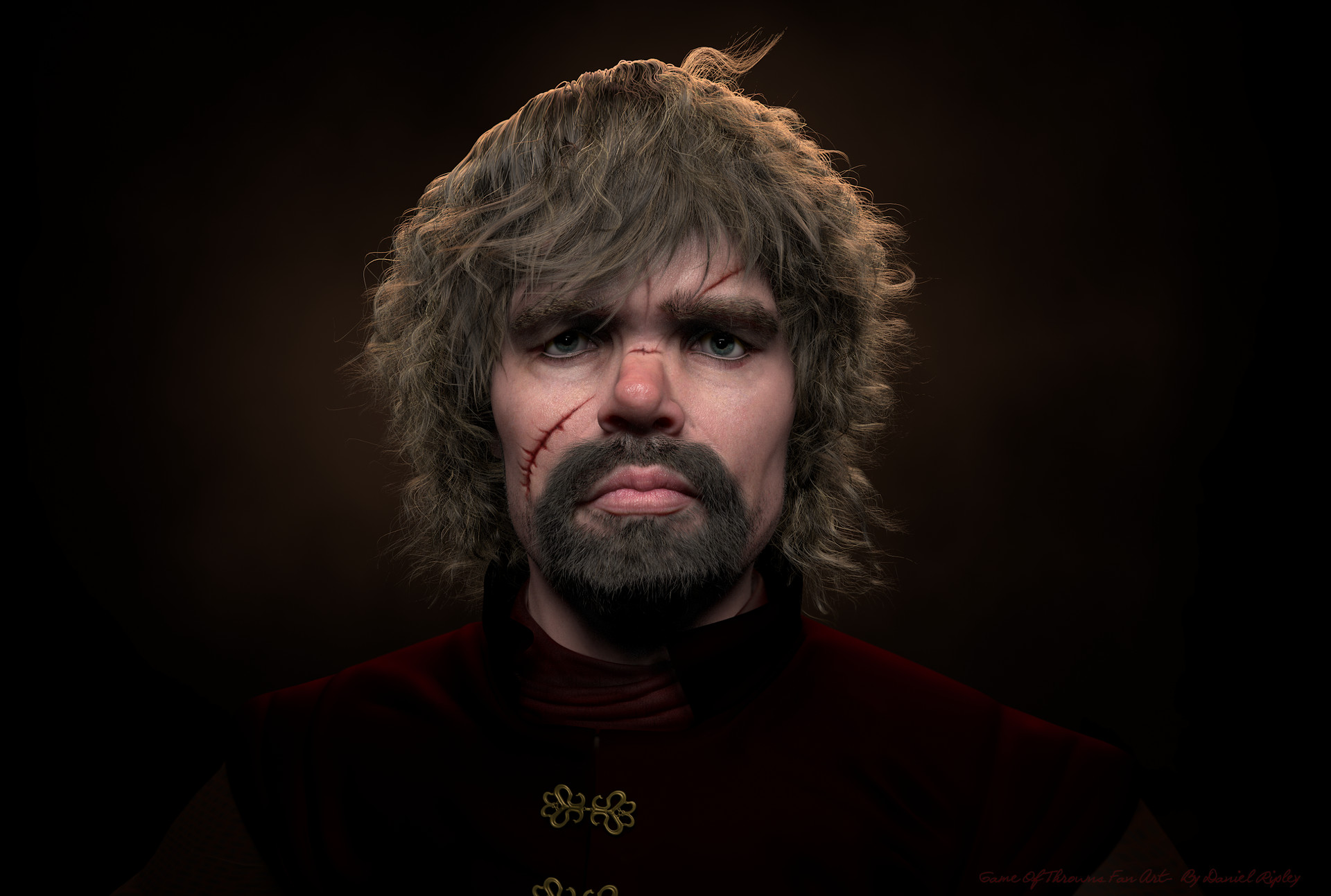 Tyrion Lannister Fan Art