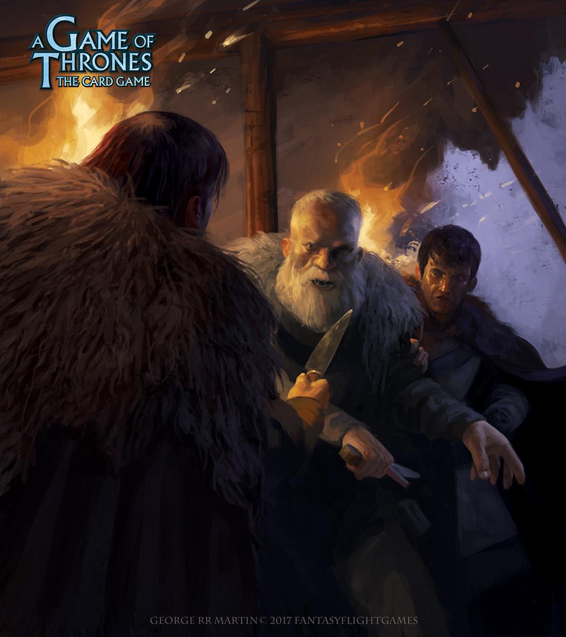 GAME OF THRONES LCG - OBERYN'S REVENGE