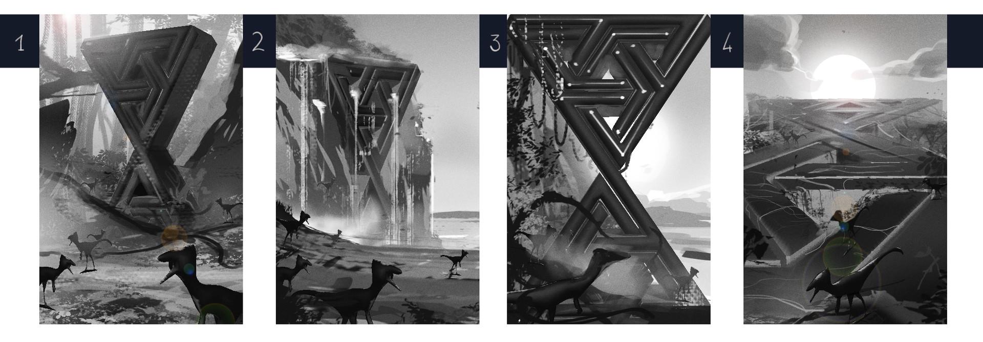 Alexandr iwaac cover sketches