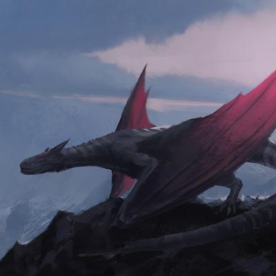 Swang icelandic dragon